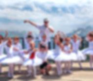 детский лагерь балетный лагерь