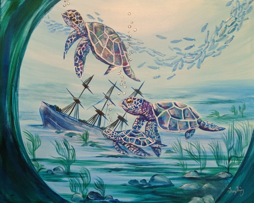 Turtle blessings