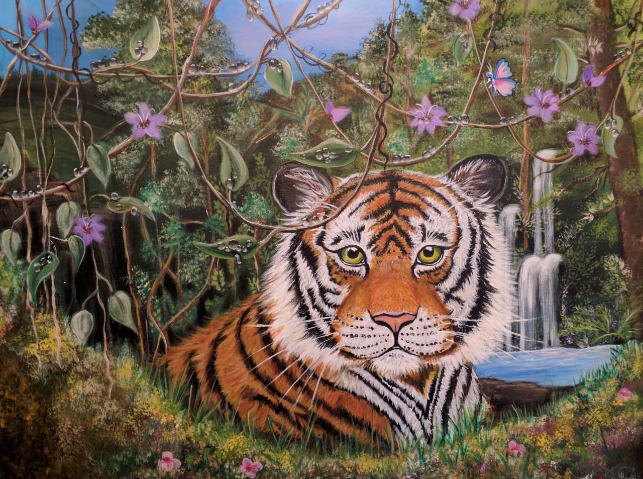 The secret Jungle