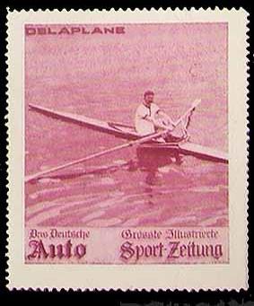 Gaston DELAPLANE, gloire du sport 1996