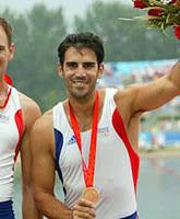 Interview de Jonathan Coeffic, médaillé olympique 2008 et retraité