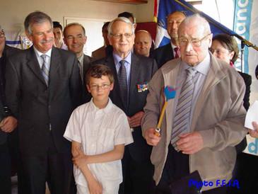Ordre national du mérite : Jean Cosmat décoré