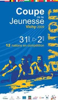 La Coupe européenne de la jeunesse 2009