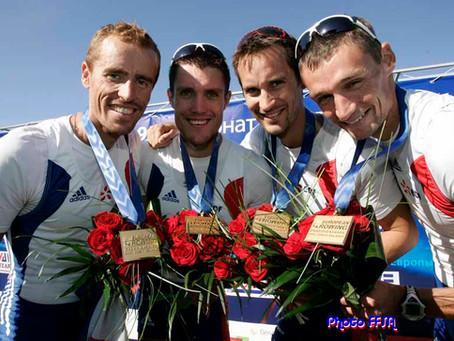 Championnat d'Europe 2009 - 4 médailles dont 1 en OR