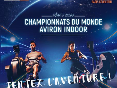 Les fous défis des Rameurs Tricolores aux mondiaux indoor 2020