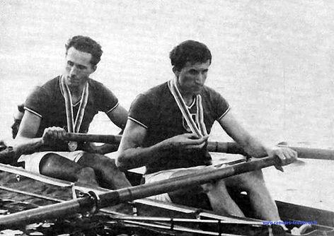 JO 1964-Les frères Morel, barrés par Jea