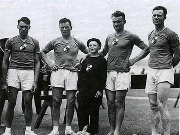 Jean Cosmat, doyen de nos médaillés olympiques nous a quitté