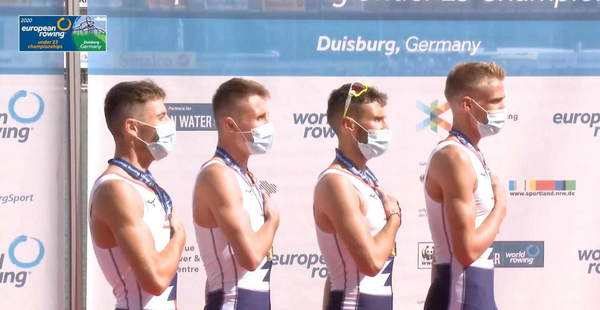 4XHPL-Champions d'Europe U23