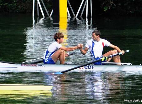 L'Equipe de France 2009 à Lucerne