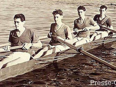 Guy Raimbaud : le maître de nage