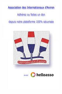 Adhésions et dons en ligne sur rameurs-tricolores.fr, cela fonctionne