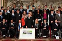 Chevaliers de l'Ordre National du Mérite.