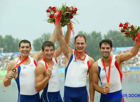 Qui dit nouvelle olympiade, dit aussi retraite sportive.