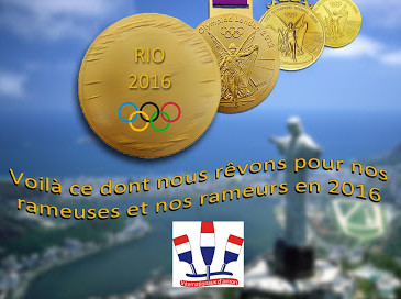 Meilleurs voeux pour cette année olympique
