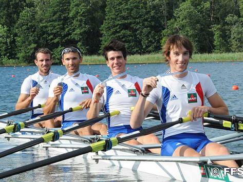 Mondial -23 ans, 3 médailles d'argent