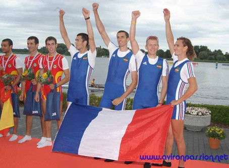 Les mondiaux 2008 vus par www.avironpassion.net