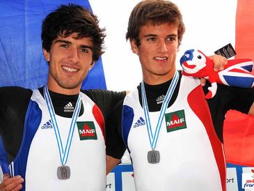Argent et Bronze pour l'équipe de France aux mondiaux juniors
