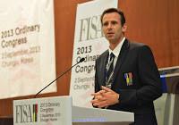 Jean-Christophe Rolland élu président de la FISA