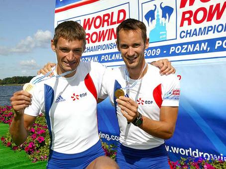 Poznan - 4 médailles dont un titre de Champion du Monde