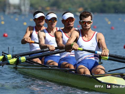 Le 4- poids-léger hommes remplacé par le 4- TC femmes aux prochains JO.
