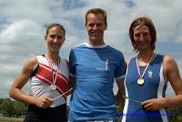 Trophée AIA 2008 pour Stéphanie Dechand et Irène Pascal