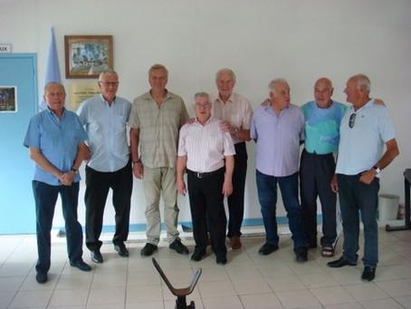 La Team 1962 se retrouve à Troyes