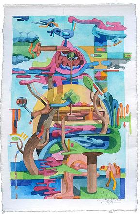 aquarell kunst adrian rast