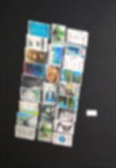 gips postkarten postkartenkunst mailart adrian rast nachtgallerie zürich