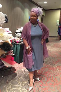 MSOS grey mauve dress 001