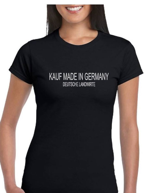 DAMEN TSHIRT KAUF MADE IN GERMANY