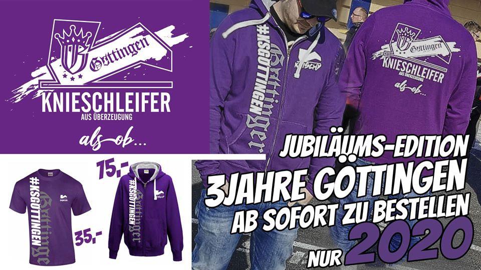 Zipper  3 Jahre Göttingen