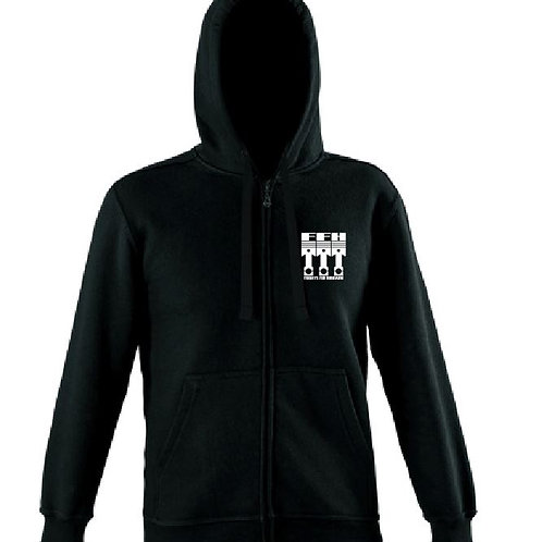 FFH ZIPPER BLACK EDITION UNISEX