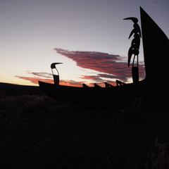 The Hood III at Palmer sunset.JPG