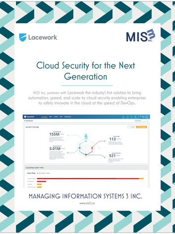 Lacework and MIS3 Inc..jpg