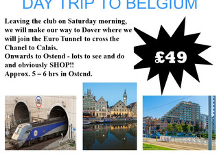 Day Trip to Belgium