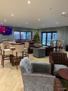 New Lounge Bar, the Bar will open on New Years Eve.