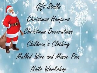 Christmas Fair at New Eltham Social