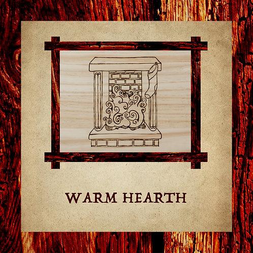 CD Album - Warm Hearth Shivering Heart