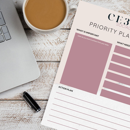 THE BEST WAY TO EFFECTIVELY PRIORITISE - FREE DOWNLOAD