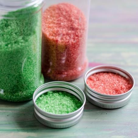 DIY Eco-Glitter
