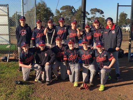 U15's Junior Team 2019