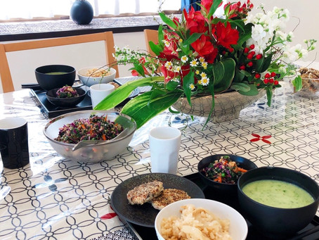 テーブル&料理教室 1月サロン