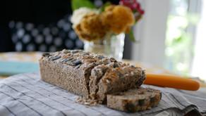 Nutritious Soda Bread (Vegan & GF) / 栄養たっぷりソーダブレッド (ヴィーガン&グルテンフリー)