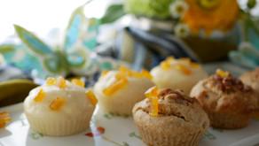 """YouTube recipe """"Vegan petit lemon cakes"""" / """"ヴィーガン 小さな二つのレモンケーキ"""""""