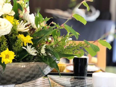 テーブル&料理教室 4月サロン