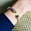 Thumbnail: Bracciale BLU-GREEN  DROPS