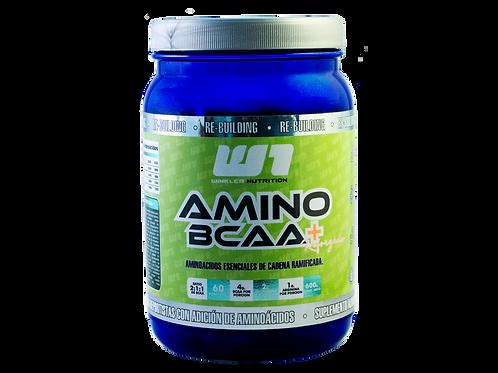 AMINO-BCAA SABOR LIMONADA (ENV.600GR.)