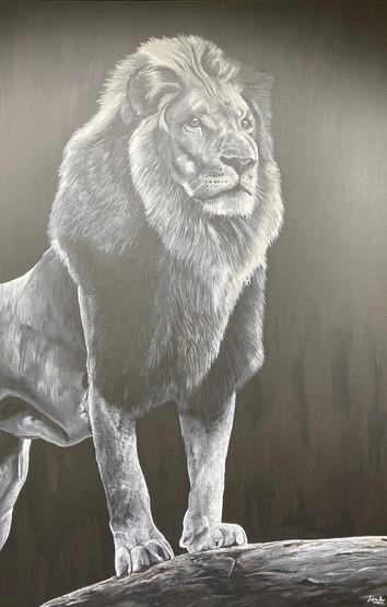 Lion, 170cmx112cm