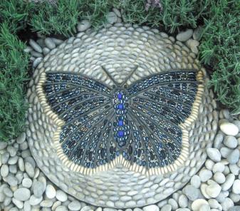 Cotswold Blue Butterfly