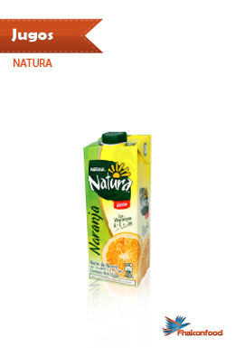 Jugos Natura Nestlé
